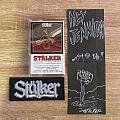 Stälker - Cassette, Patch