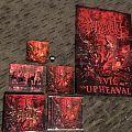 Depravity - Evil Upheaval - Box Set Tape / Vinyl / CD / Recording etc