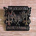 Mayhem - De Mysteriis Dom Sathanas - Pin Pin / Badge