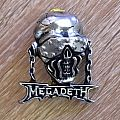 Megadeth - Pin - 1992 Pin / Badge