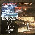 Bathory collection - Vinyls and CDs Tape / Vinyl / CD / Recording etc