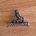 Megadeth - Pin - 2001 Pin / Badge