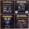 Silent Knight - Tape / Vinyl / CD / Recording etc - Stormrider Heavy Metal Festival - Compilation Promo CDs - 2014 >