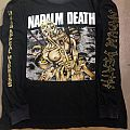 Napalm Death Mass Appeal Madness Longsleeve 1991  TShirt or Longsleeve