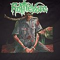 Rottrevore hung by the eyesockets 2013 tour shirt