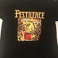 Pestilence consuming the states tour '90 TShirt or Longsleeve