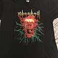 Morgoth Gore and Agony all over Europe European Tour '90 TShirt or Longsleeve
