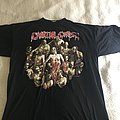 Cannibal corpse the bleeding tour 1994 TShirt or Longsleeve