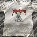 Immolation internal decadence demo shirt