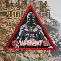 Warrant The Enforcer woven (red/black)