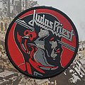 Judas Priest Stained Class woven Patch