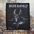 Bathory s/t patch (2001 version)