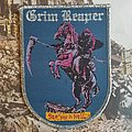 Grim Reaper - Patch - Grim Reaper See You in Hell shield