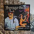Savage Grace Master of Disguise woven Patch
