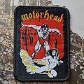 Motörhead woven