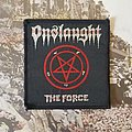 Onslaught The Force vintage Patch