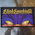 Blind Guardian Battalions of fear woven Patch