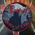 Poison Sons of Evil woven Patch