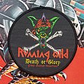 Running Wild - Patch - Death or Glory for SpeedMetalKale!!!