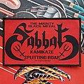 Sabbat (JPN) - Patch - Sabbat Kamikaze Splitting Roar