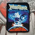Judas Priest - Patch - Judas Priest - Ram it Down vintage