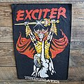 Exciter - Patch - Long Live the Loud - Come 'N Git it