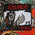 Exumer - Patch - Silent Death! For TRV3Y