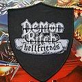 Demon Bitch - Patch - Demon Bitch Hellfriends Shield