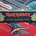 Iron Maiden - Patch - Iron Maiden World Slavery Tour strip