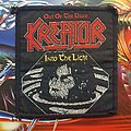 Kreator Out of the Dark original Patch