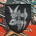 Witch Cross - Patch -  WITCH CROSS Shield patch