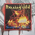 Running Wild - Gates to Purgatory woven Patch