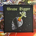 Grave Digger Heavy Metal Breakdown Original Patch