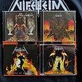 Nifelheim - Tape / Vinyl / CD / Recording etc - Unholy Quadrinity
