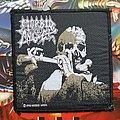 Morbid Angel - Patch - Morbid Angel Leading the Rats original