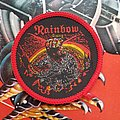 Rainbow - Patch - RAINBOW Rising original circle