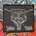 Judas Priest - Patch - Judas Priest Defenders of the Faith original