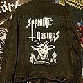 Syphilitic Vaginas - Battle Jacket - Black Motor Covenant