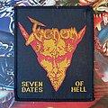 Venom - Seven Dates original patch