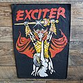 Exciter - Patch - EXCITER Long live the loud bp