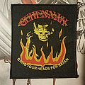 Gehennah - Bang Your Heads for Satan! Patch