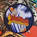 Judas Priest - Patch - Judas Priest Turbo Circle original