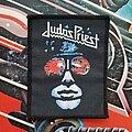 Judas Priest - Patch - Judas Priest Hell Bent for Leather original