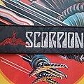 Scorpions - Patch - Scorpions superstripe