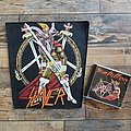 Slayer - Patch - Show No Mercy backpatch, original