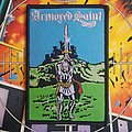 Armored Saint - March of the Saint woven Patch
