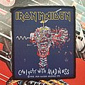 Iron Maiden - Patch - Iron Maiden Can I Play With Madness original