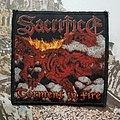 Sacrifice - Patch - Sacrifice for Thomas!