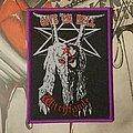 Witchfynde - Patch - Witchfynde - Give Em Hell woven