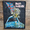Iron Maiden - Patch - Iron Maiden Beast on the Road backpatch